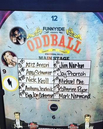 oddball_lineup